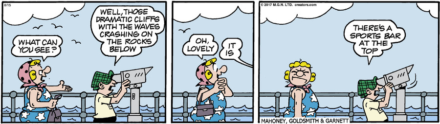 Andy Capp for Aug 15, 2017