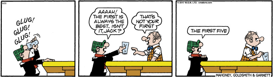 Andy Capp for Sep 28, 2017