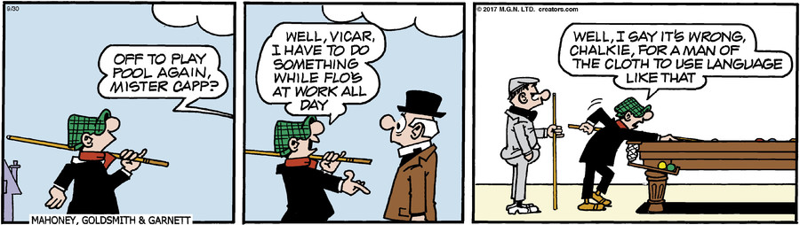 Andy Capp for Sep 30, 2017