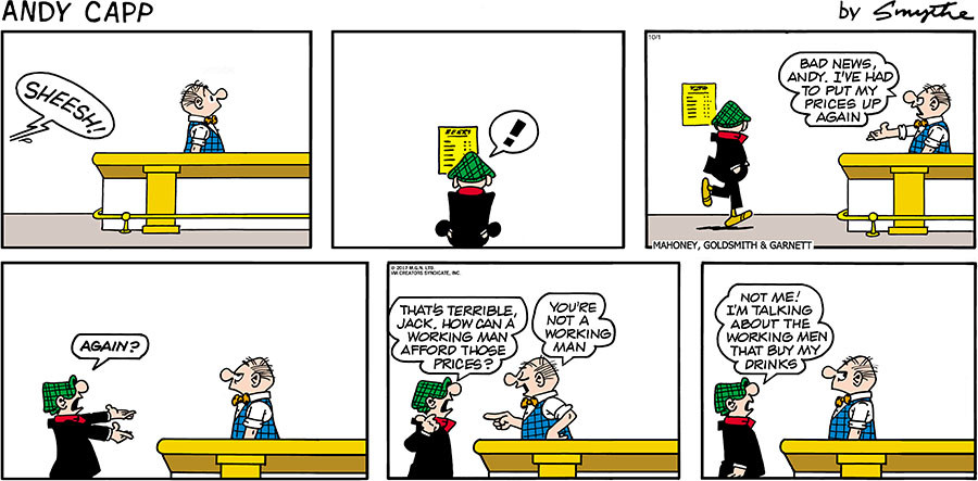 Andy Capp for Oct 01, 2017