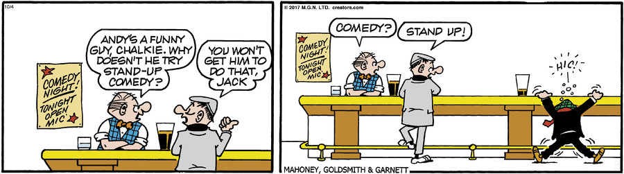 Andy Capp for Oct 04, 2017