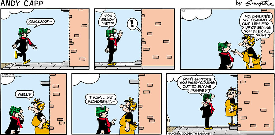 Andy Capp for Oct 08, 2017