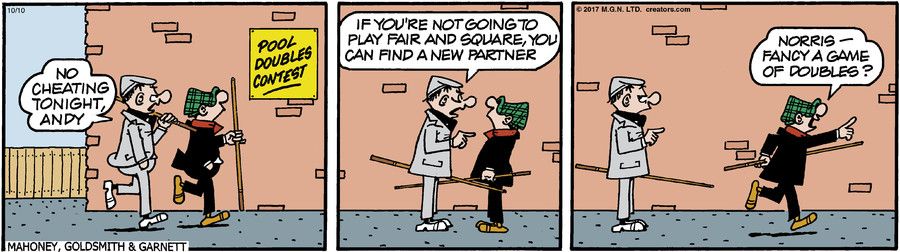 Andy Capp for Oct 10, 2017