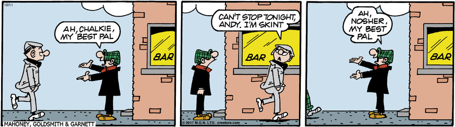 Andy Capp for Oct 11, 2017