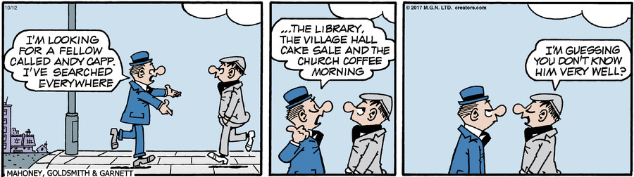 Andy Capp for Oct 12, 2017