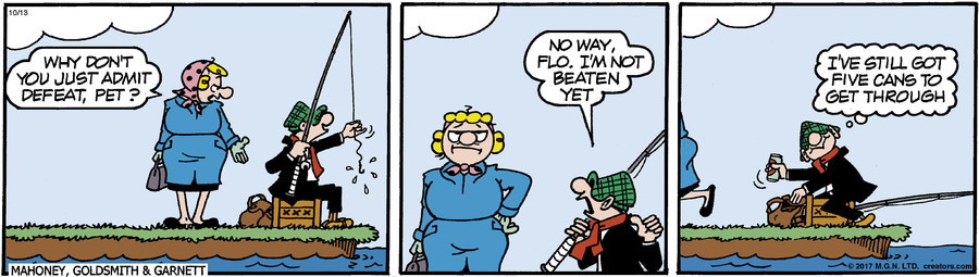 Andy Capp for Oct 13, 2017