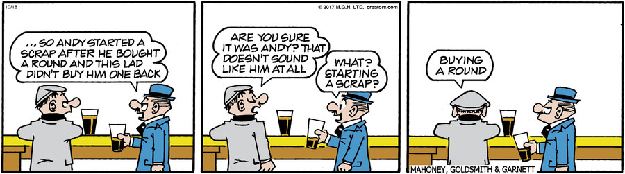 Andy Capp for Oct 18, 2017
