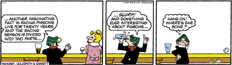Andy Capp for Nov 11, 2017