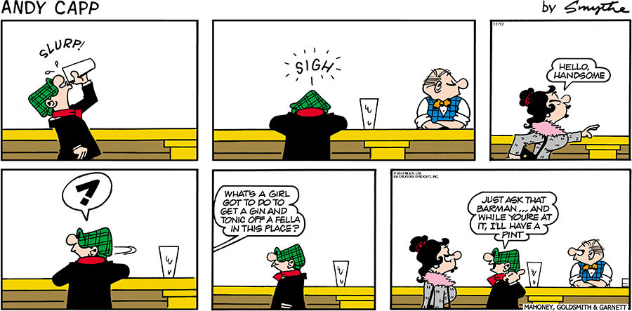Andy Capp for Nov 12, 2017