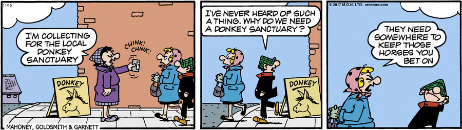Andy Capp for Nov 15, 2017