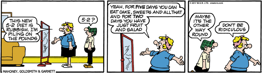 Andy Capp for Nov 17, 2017