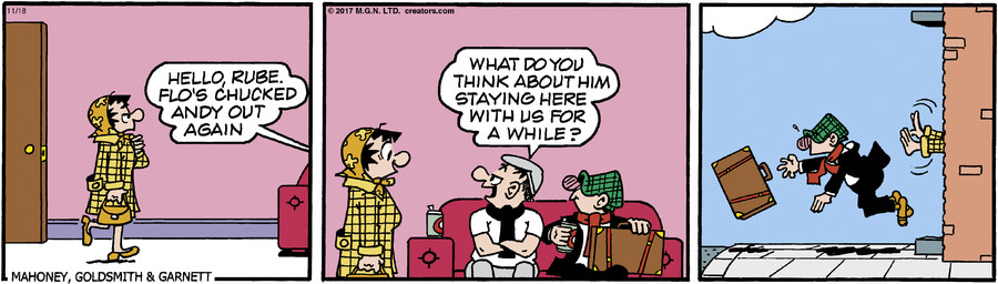 Andy Capp for Nov 18, 2017