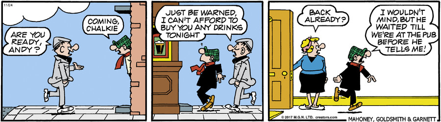Andy Capp for Nov 24, 2017