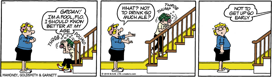 Andy Capp for Feb 05, 2018