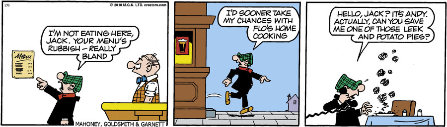 Andy Capp for Feb 06, 2018