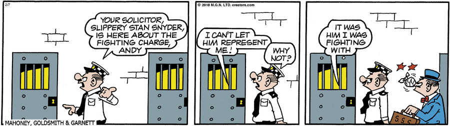 Andy Capp for Feb 07, 2018
