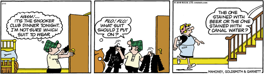 Andy Capp for Feb 10, 2018