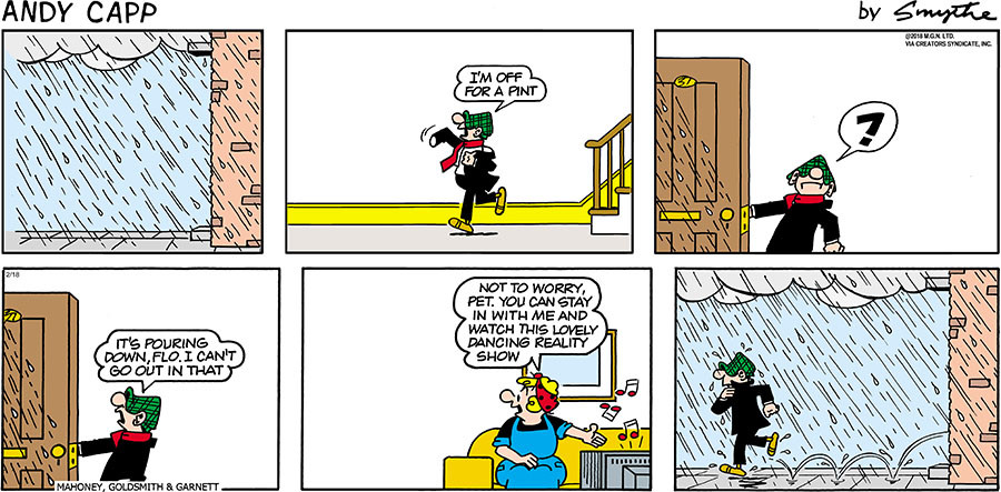 Andy Capp for Feb 18, 2018
