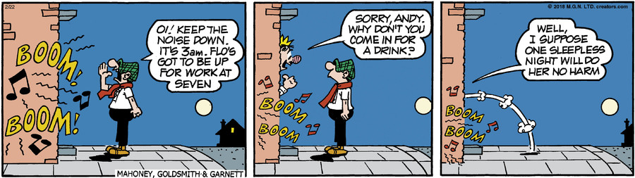Andy Capp for Feb 22, 2018