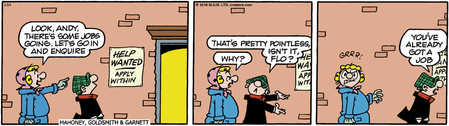 Andy Capp for Feb 24, 2018