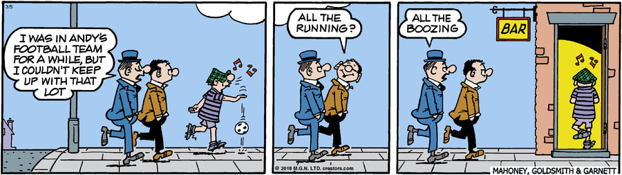 Andy Capp for Mar 05, 2018
