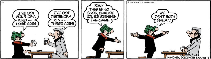 Andy Capp for Mar 07, 2018