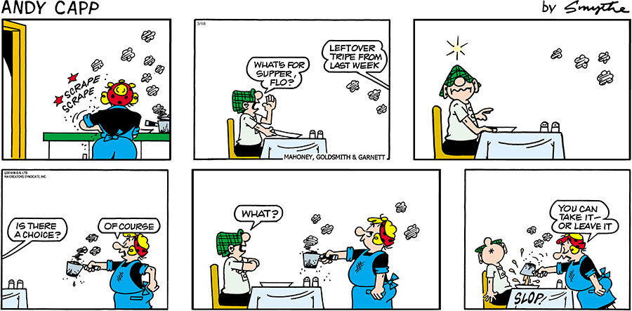 Andy Capp for Mar 18, 2018