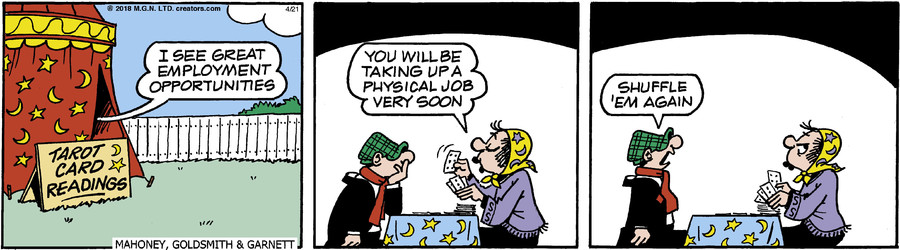Andy Capp for Apr 21, 2018