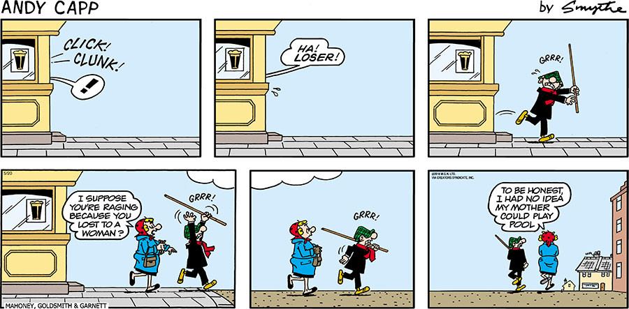 Andy Capp for May 20, 2018
