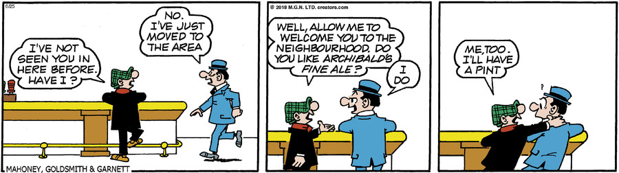 Andy Capp for Jun 25, 2018