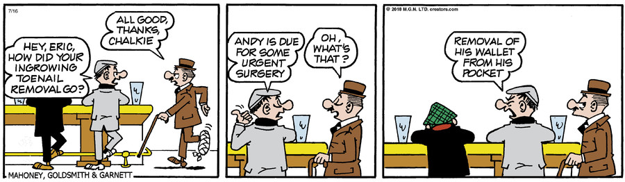 Andy Capp for Jul 16, 2018