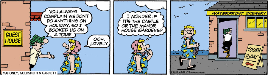 Andy Capp for Aug 18, 2018