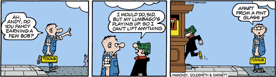 Andy Capp for Sep 17, 2018