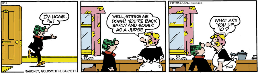 Andy Capp for Oct 16, 2018