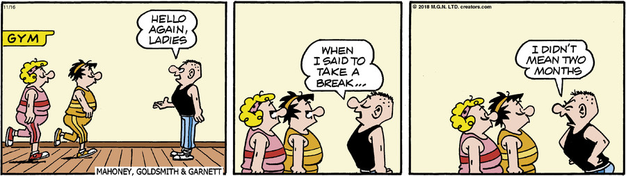 Andy Capp for Nov 16, 2018