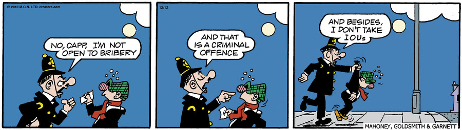 Andy Capp for Dec 12, 2018