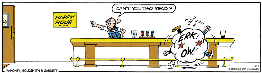 Andy Capp for Dec 15, 2018