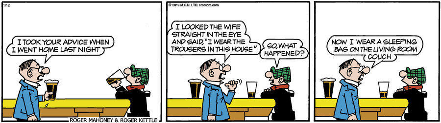 Andy Capp for Jan 12, 2019