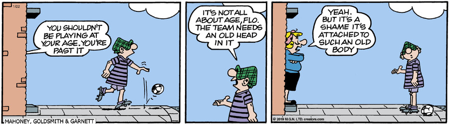 Andy Capp for Jan 22, 2019