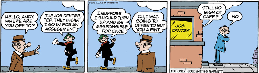 Andy Capp for Feb 20, 2019