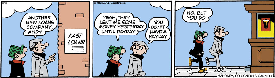 Andy Capp for Mar 19, 2019