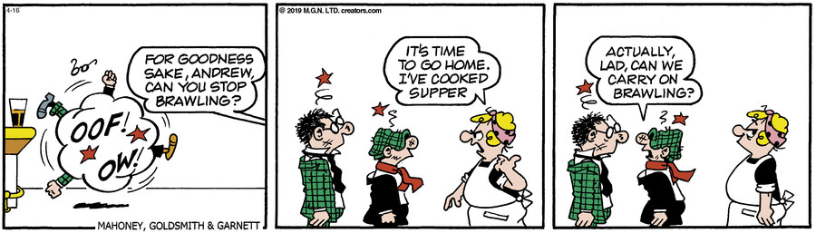 Andy Capp for Apr 16, 2019