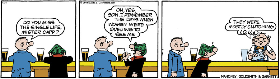Andy Capp for Jun 24, 2019