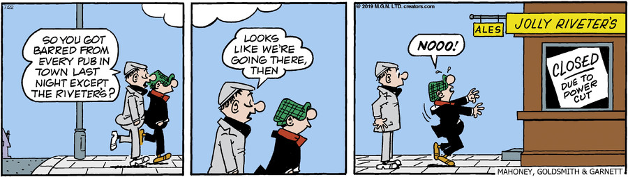 Andy Capp for Jul 22, 2019