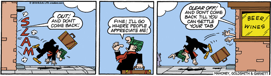Andy Capp for Aug 16, 2019