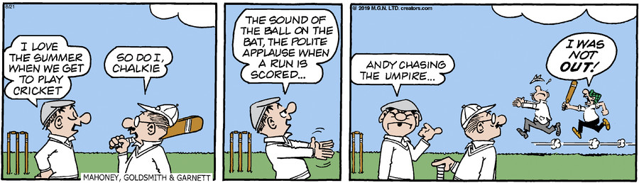 Andy Capp for Aug 21, 2019