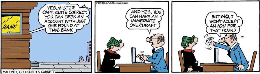 Andy Capp for Sep 16, 2019