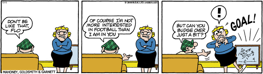 Andy Capp for Oct 15, 2019