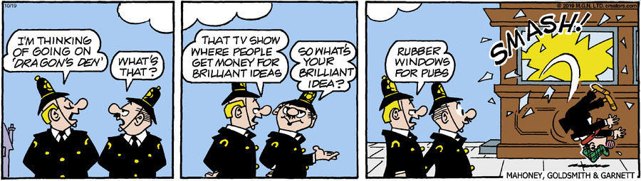 Andy Capp for Oct 19, 2019