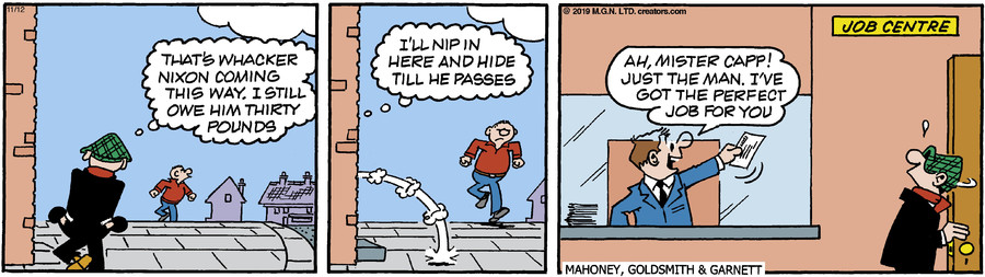 Andy Capp for Nov 12, 2019